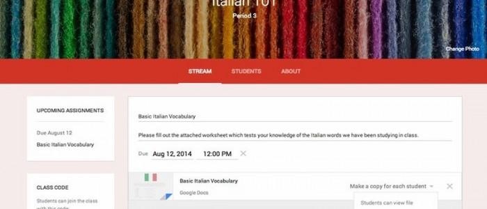 Google Rambah Dunia Pendidikan Melalui Google Classroom